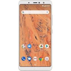 """SMARTPHONE X2 5.65"""" 3GB RAM/ 32GB 4G-DUAL SIM BRANCO / OURO"""