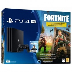 PLAYSTATION PS4 PRO 1TB + VOUCHER PARA FORTNITE
