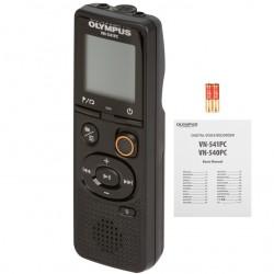 GRAVADOR VN-541PC 4GB PRETO