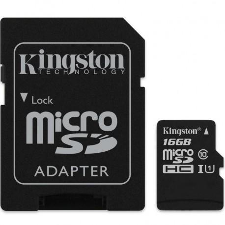 CARTÃO DE MEMÓRIA 16GB CL10 (MICRO-SDHC)