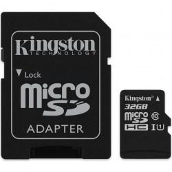 CARTÃO DE MEMÓRIA SD 32GB CL10 C/ADAPTADOR