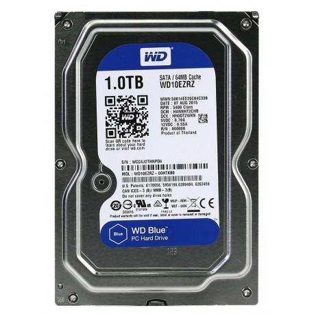 HD INT 3.5' 1TB WD BLUE SATA 6G/S 540RPM