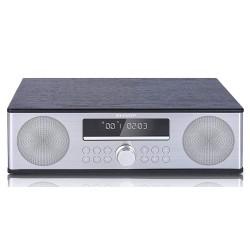 SISTEMA DE SOM ALL-IN-ONE 90W FM/CD/BT PRETO