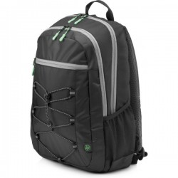 "MOCHILA HP 15.6"" BACKPACK SPORT PRETO/VERDE"