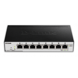 SWITCH POE 8 PORTAS