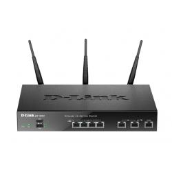 ROUTER WIFI VPN 4 X LAN/ 2 X WAN/ 2 X USB