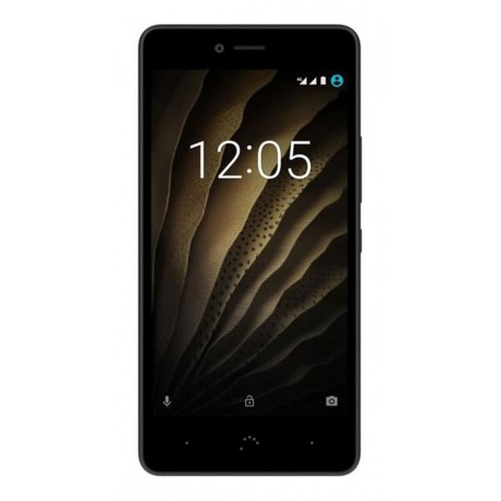 "SMARTPHONE U 5"" 2GB RAM/ 16 GB 4G-DUAL SIM PRETO/CINZA"