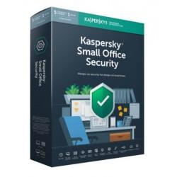 ANTÍVIRUS KASPERSKY SMALL OFFICE SECURITY