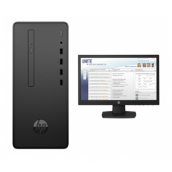 "COMPUTADOR 290 MT PRO 4GB 1TB S/SISTEMA OPERATIVO + MONITOR 19"""