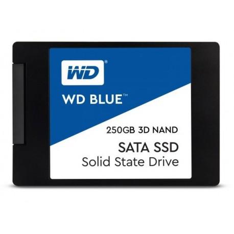 """DISCO INTERNO 2.5"""" 250GB SSD WD BLUE SATA"""