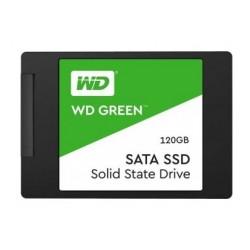 """DISCO INTERNO 2.5"""" 120GB SSD WD GREEN SATA"""