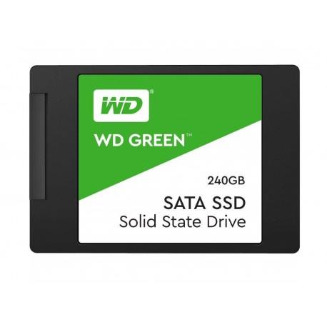 HD INT 2.5' 240GB SSD WD GREEN SATA