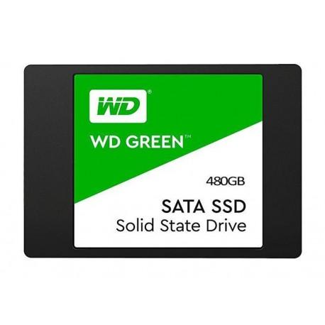 """DISCO INTERNO 2.5"""" 480GB SSD WD GREEN SATA"""