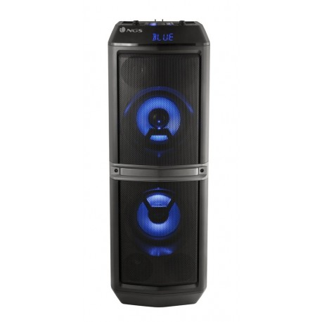COLUNA DOUBLE SUBWOOFER 200W SKYHOME