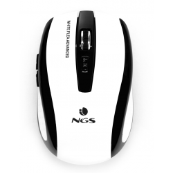 MOUSE NGS WIRELESS 800/1600 DPI 6 BOTOES