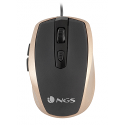 MOUSE NGS USB-OPTICO-DPI SWITCH 800/1600