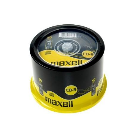 CD R80 52X PK/50