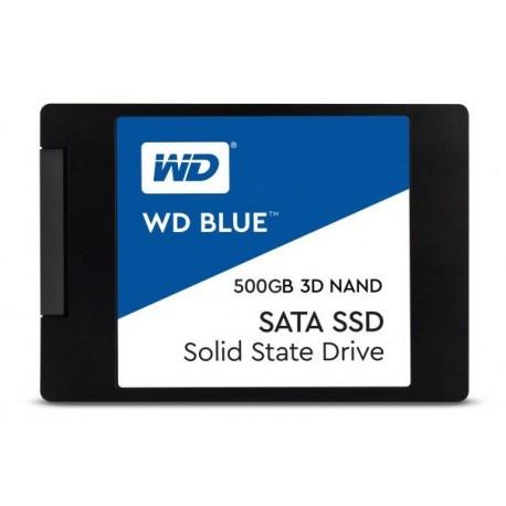 HD INT 2.5' 500GB SSD WD BLUE SATA