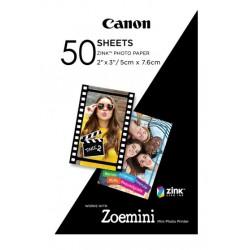 CANON ZINK PAPER ZP-2030 50 SHEETS EXP H