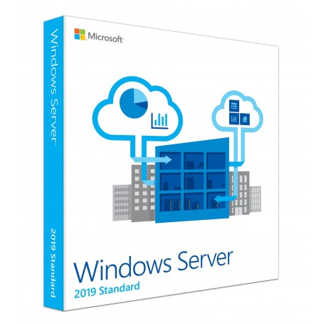 WINDOWS SERVER STANDARD 2019 64 BIT