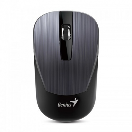 MOUSE GENIUS WIRELESS NX-7015 CINZA