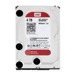 DISCO INTERNO 3.5' 4TB WD VERMELHO 64MB CACHE SATA 6GB/S