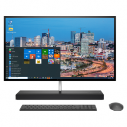 """COMPUTADOR ALL-IN-ONE 27"""" I7 16GB 1TB + 256GB SSD 4X TOUCH W10-HOME"""