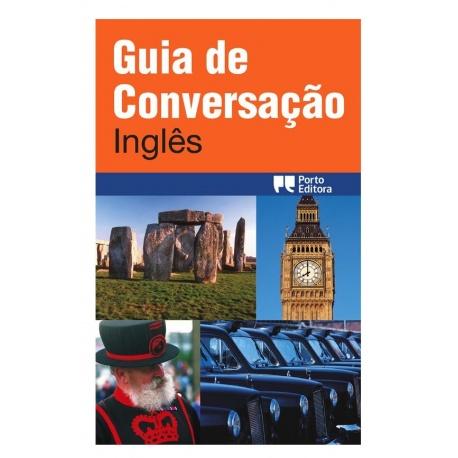 LIVRO GUIA DE CONVERSAÇÃO - INGLÊS