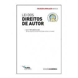 LEI DOS DIREITOS DE AUTOR - EDIÇÃO