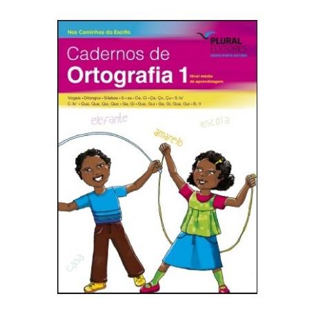 CADERNOS DE ORTOGRAFIA 1