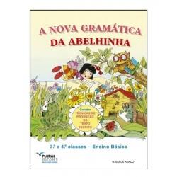 A NOVA GRAMÁTICA DA ABELHINHA - 3.º/4.º