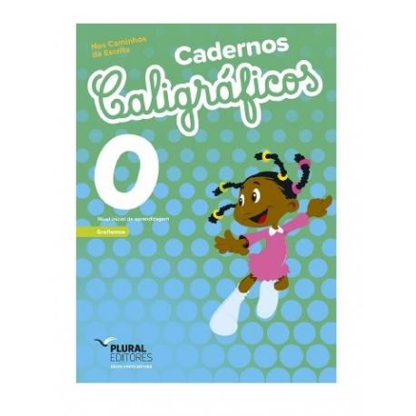 CADERNOS CALIGRÁFICOS 0 - NÍVEL INICIAL