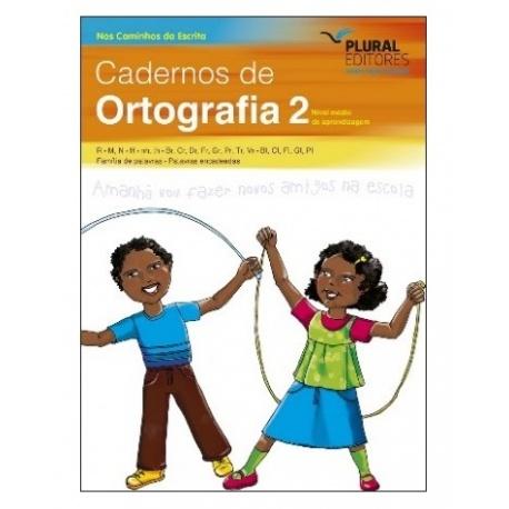 CADERNOS DE ORTOGRAFIA 2