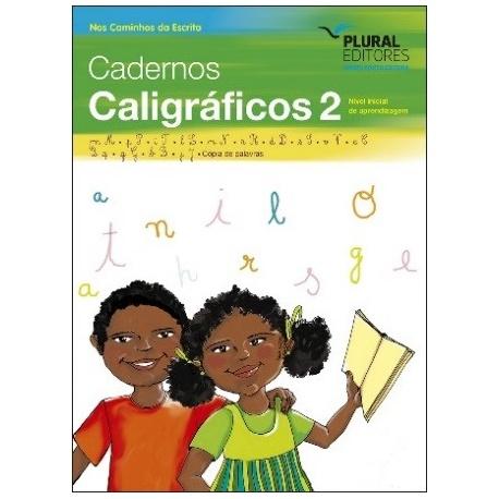 CADERNOS CALIGRÁFICOS 2