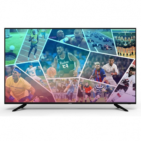 TV 55' LED 4K ULTRA HD SMART ANDROID TV