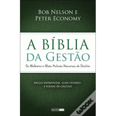 A BÍBLIA DA GESTÃO - 2ª EDIÇÃO