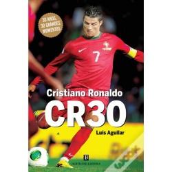 LIVRO CRISTIANO RONALDO - CR30
