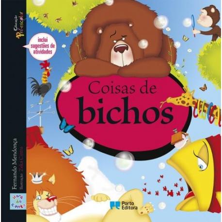LIVRO COISAS DE BICHOS