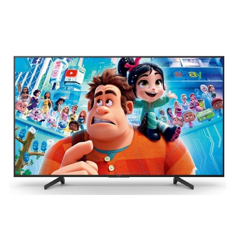 """TV 75"""" X8000G 4K ANDROID BT"""