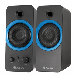 COLUNA GSX-200 GAMER 20W SUPER BASS STEREO