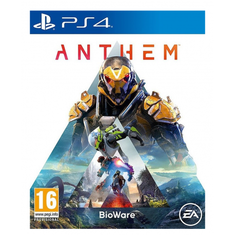 JOGO PS4 ANTHEM