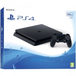 PLAYSTATION PS4 500GB BLACK