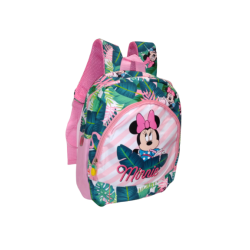 MINI MOCHILA MINNIE PALM SPRINGS + PORTA LAPIS