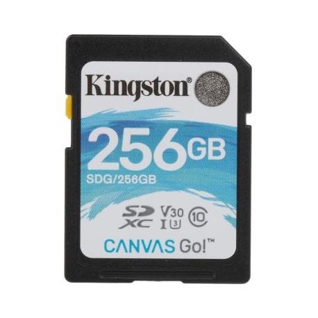CARTÃO DE MEMÓRIA 256GB CL10