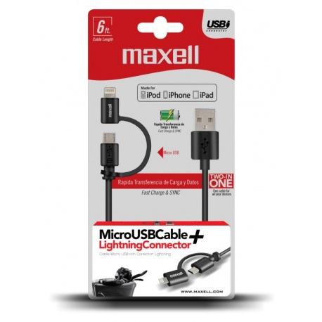 CABO USB PARA MICRO USB COM MFI ADAPTADOR 347444