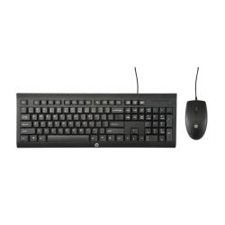 TECLADO+RATO HP USB C2500 PTG