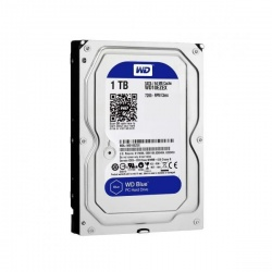 DISCO INTERNO 3.5' 1TB AZUL SATAIII 6G/S 7200RPM