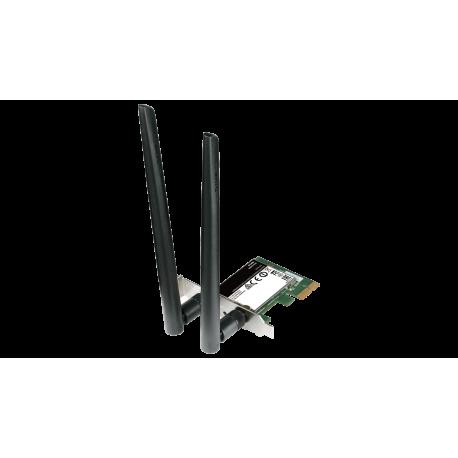 WIFI PLACA PCI AC1200 DUAL BAND 2x4.5DBI ANTENA