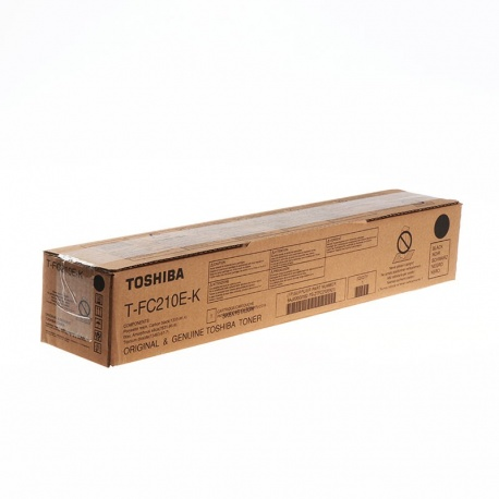 TO TOSHIBA T-FC210EK 2010AC BLACK (38.000 PAG)