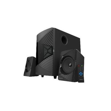 COLUNAS CREATIVE 2.1 SBS E2500 BLACK